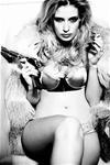 Camilla Hansen in Lovecat Magzine