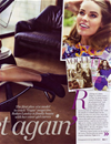 Robyn Lawley in Who Magazine