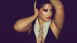 plus size model denise bidot