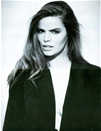 Robyn Lawley in Gioia, April 2012