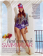 Robyn Lawley in Women's Weekly